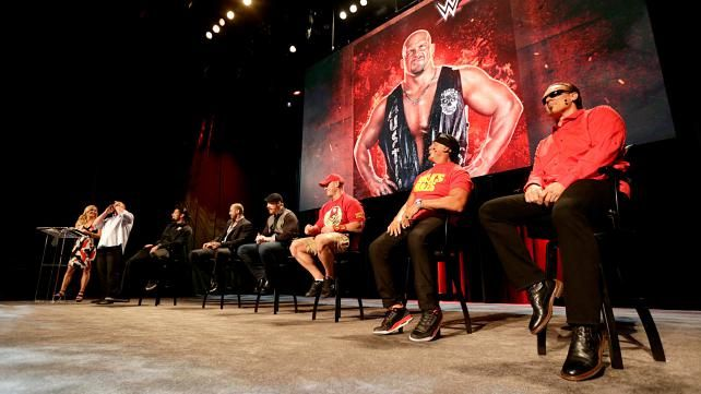 WWE 2K15 SummerSlam Confidential Roster Reveal: photos | WWE.com