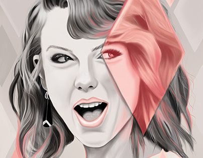 """Check out new work on my @Behance portfolio: """"Tay Tay"""" http://be.net/gallery/28767601/Tay-Tay"""