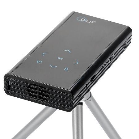 1080p HD DLP Pocket Projector