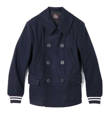 Woolrich Woolen Mills, Peacoat, East Dane http://www.tpgstyle.com/2015/01/the-edit-picks-of-month-january.html