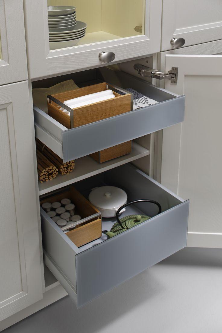 Küchenschrank, Bild Mit Auszügen, Intelligente Lösung, Schrank, Ordnung,  Schublade, Gewürze Pictures Gallery
