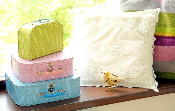 Dětské kufříky #Kazeto. Kazeto children #suitcases.