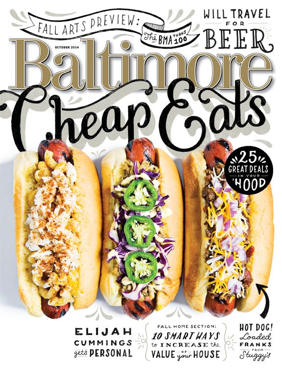 chefs and writers pick their favorite cheap eats baltimore magazine