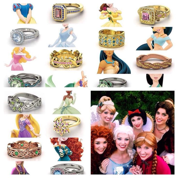Disney Princess Promise Rings: 1000+ Images About Rings On Pinterest