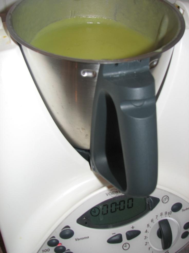 Real Meals: Potato & Leek Soup