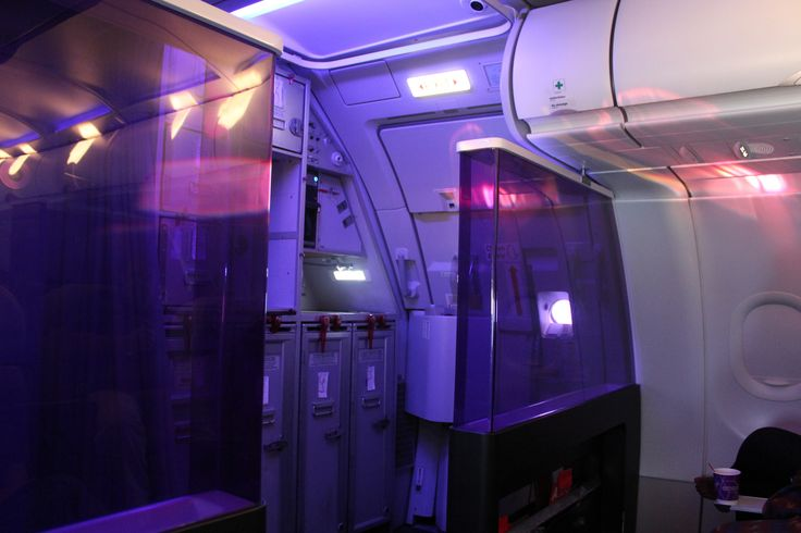 Review: Flying Virgin America First Class to LAX