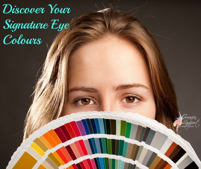 What are your signature eye colours? The colours that make your eyes pop and look bright? Discover how you can find your signature eye colours.