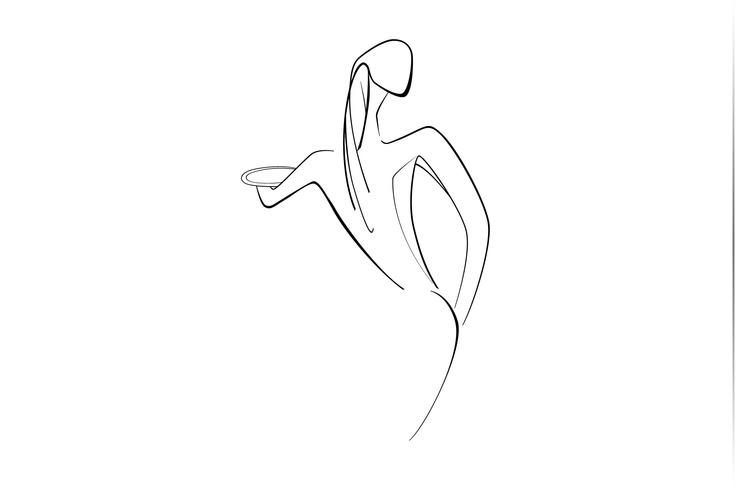 Camarera, Dance
