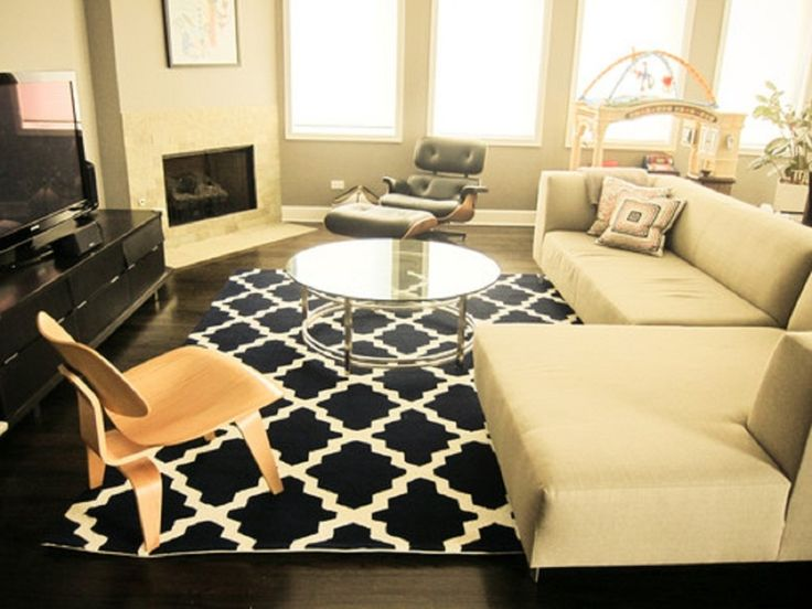 Living Room Area Rugs Placement: 17 Best Ideas About Area Rug Placement On Pinterest