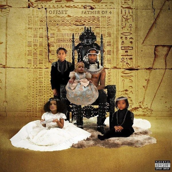 Offset Clout Feat Cardi B Album Covers Cardi B