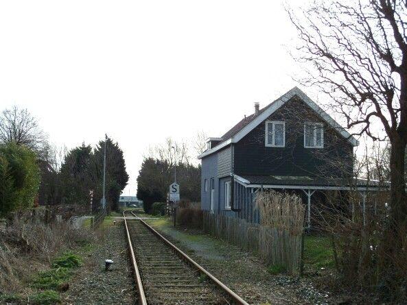 Museumspoorlijn Hoorn Medemblik station Zwaagdijk