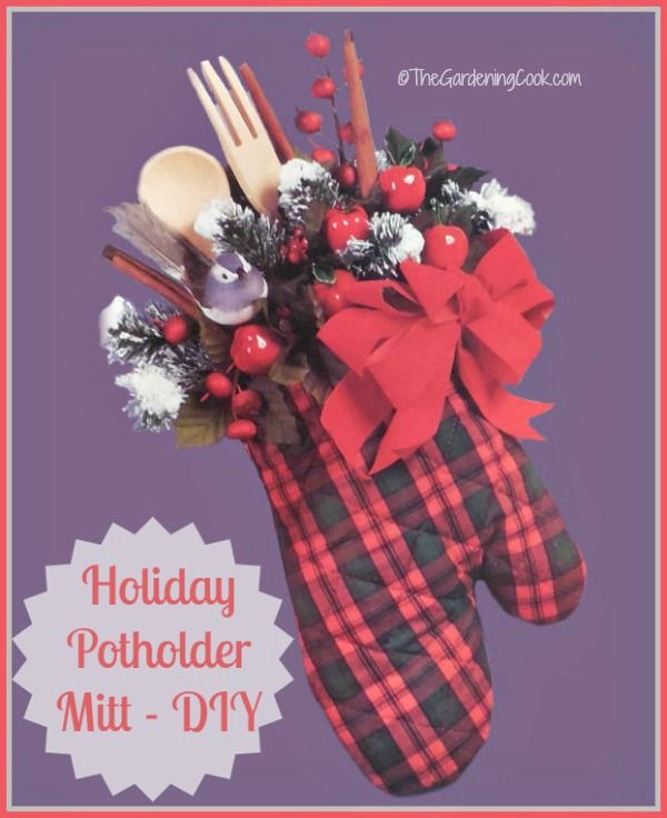 202 best christmas homemade gifts stocking stuffers images on this diy holiday mitt would make a great hostess gift solutioingenieria Images