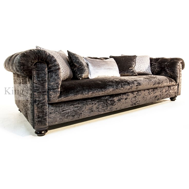 122 best Sofa images on Pinterest Home ideas, Living room and - chesterfield sofa holz modern