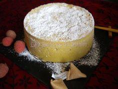 Gâteau éponge à la vapeur (sans gluten et sans four)