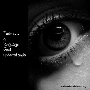 God See The Tears Of A Brokenhearted Soul He Sees Your Tears And