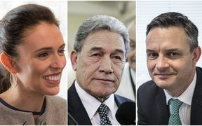 Families package passes in Parliament under urgency by NZ Coalition Government - Jacinda Ardern, Winston Peters, James Shaw