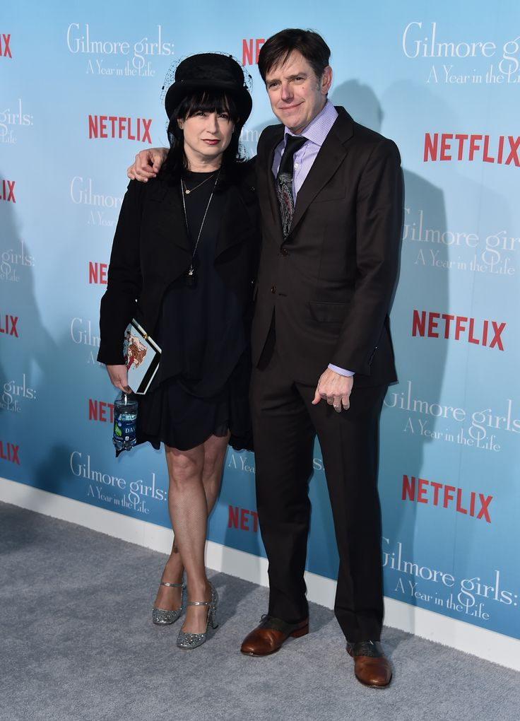 Amy Sherman-Palladino and Daniel Palladino  - HarpersBAZAAR.com
