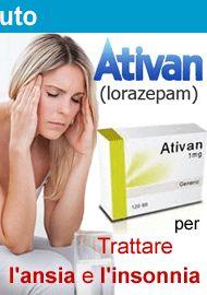 Curare gli attacchi di panico con Lorazepam Ativan