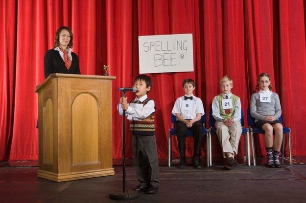 Could You Win The National Spelling Championship