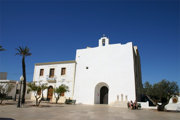 Formentera, Sant Francesc