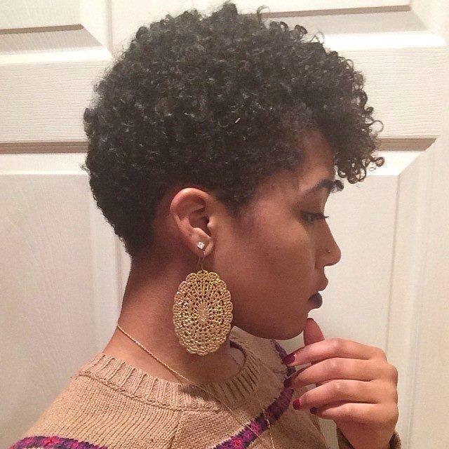 Cool 1000 Images About Short Natural Hairstyles On Pinterest Black Short Hairstyles Gunalazisus