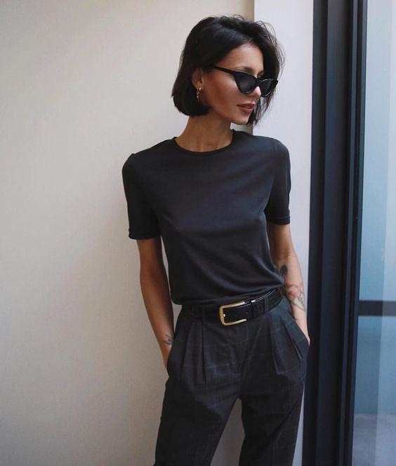 minimalistische Mode