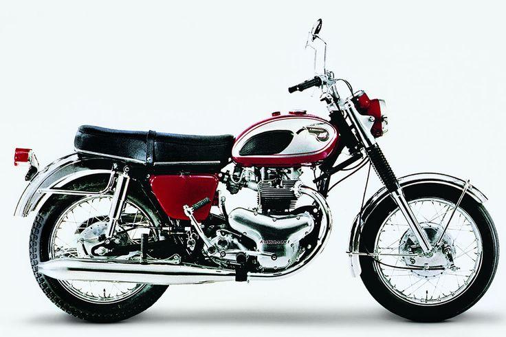 Kawasaki W1 de 1966