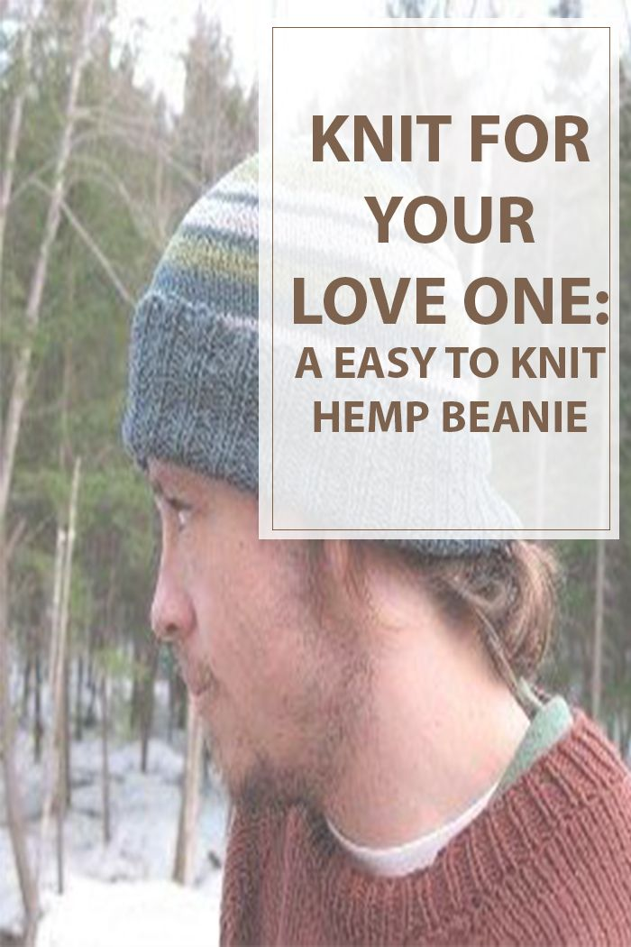 Mossy inexperienced, steel blue, and light-weight grey mix to make a masculine knit hat pattern excellent for your brother, husband, boyfriend, or dad. The Hemp beany may be a easy knitting pattern with a ribbed, fold-over edge. excellent for delicate winter days or cool spring nights, this classic hat is nice for outside activities. | www.housewiveshobbies.com |