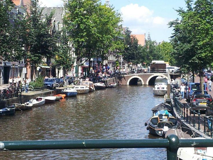 Amsterdamse Grachten | Amsterdam Canals in Amsterdam, Noord-Holland