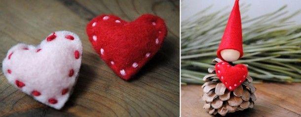 Простые подарки ко Дню Святого Валентина