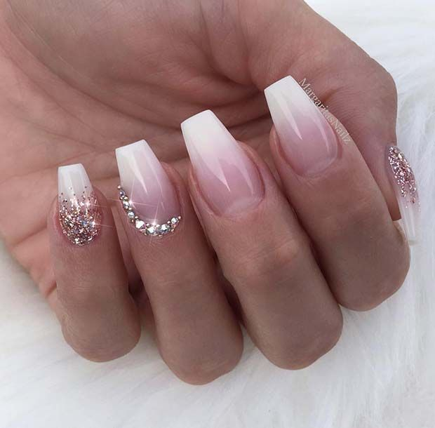 41 of the Most Beautiful French Ombre Nails – Nails