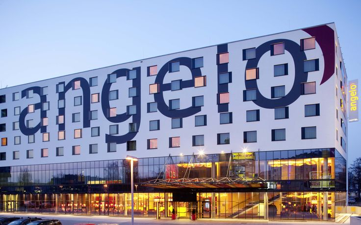 The Vienna House Easy Angelo Katowice is centrally located and just a few minutes away from the #Spodek #ShowArena #Poland #Businesstraveller #travel #hotel #hotellif