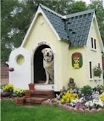 every dog needs a place to call their own :)))
