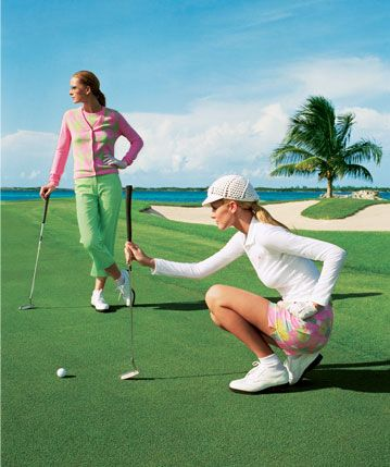 GOLF WITH LILLY lets bring this back people