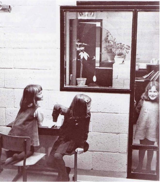 Montessori Primary School, Delft, Netherlands, 1960-66, Herman Hertzberger