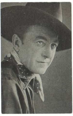 Harry Carey circa 1919 Ivan B. Nordhem Bread Premium