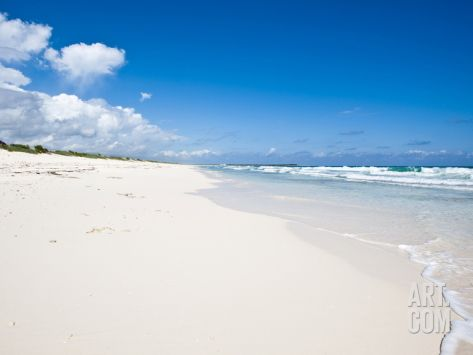 Playa Bonita, Isla De Cozumel (Cozumel Island), Cozumel, Mexico, North America Photographic Print by Michael DeFreitas at Art.com