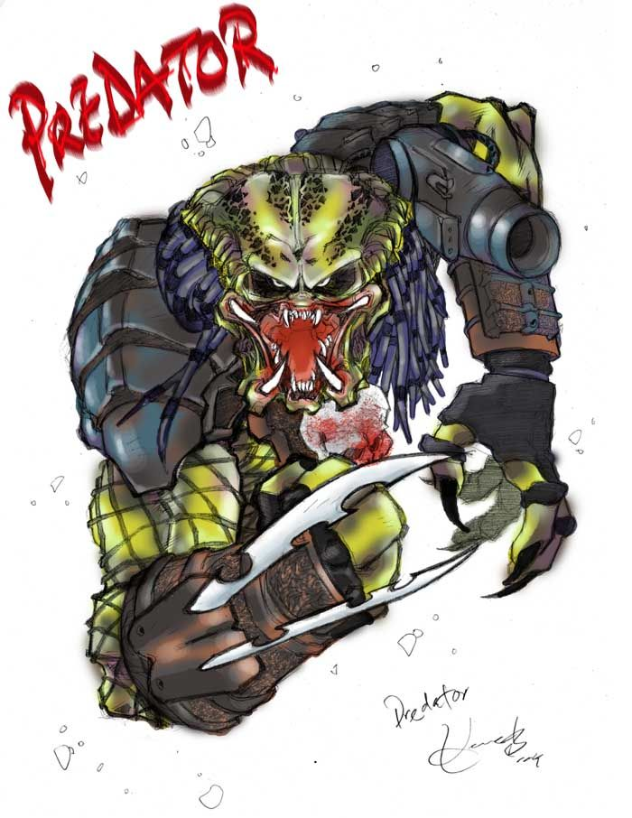 Predator armament coupons
