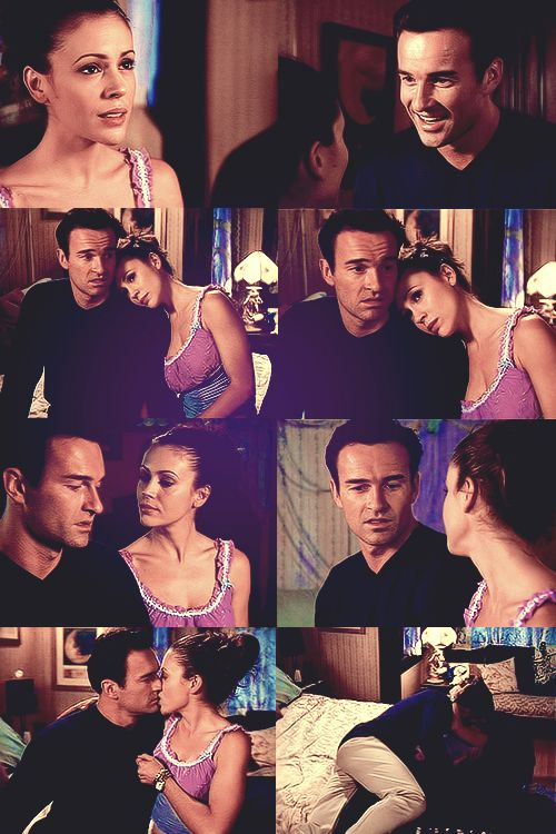 Phoebe & Cole Charmed Another ship i love <3