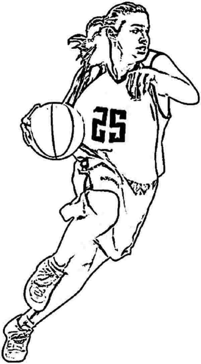 Basketball Coloring Pages Nba Players In 2020 Sports Coloring Pages Coloring Pages Halloween Coloring Pages Printable