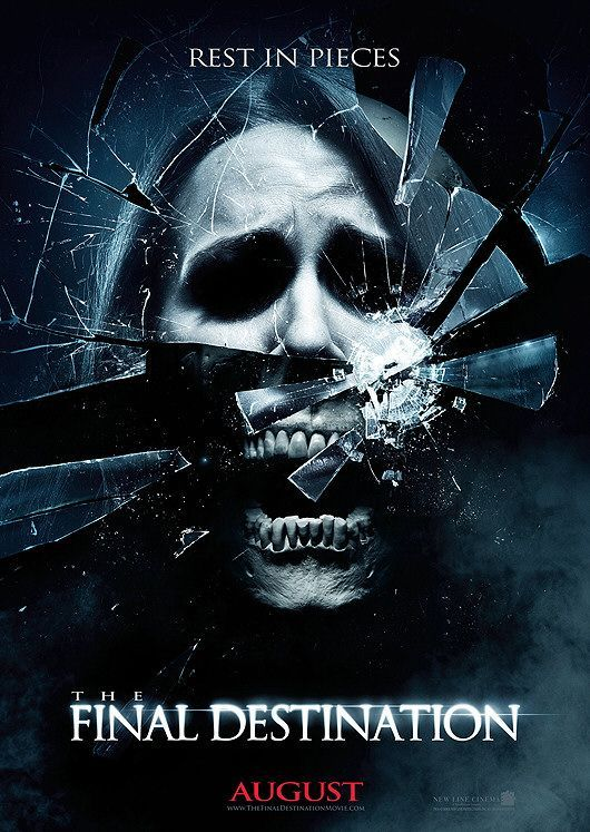 The Final Destination Movie Poster - Internet Movie Poster Awards Gallery