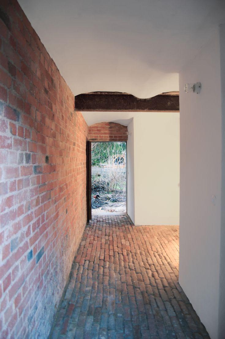 Verwandelte Scheune: Ferienhaus bei Magdeburg