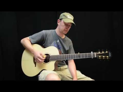 ▶ The Pierre Bensusan Signature Model from Lowden Guitars - YouTube