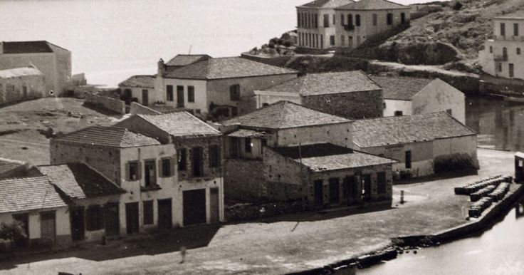 80 rare images for Crete btw 1911 - 1949 from Nelly's #Nelly was the 1st female #Greek photographer!