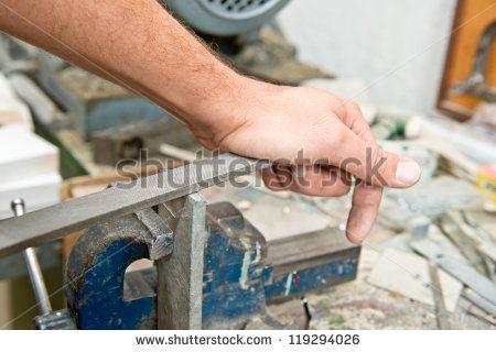 Filing - stock photo