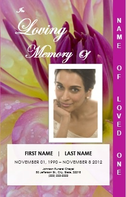 Funeral Service Templates Word Endearing 13 Best Healthy Eating Images On Pinterest  Funeral Ideas Funeral .