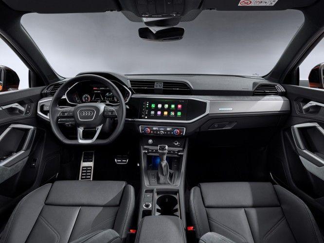 Interieur Van De Audi Q3 Sportback Audi Q3 Audi Interior Audi