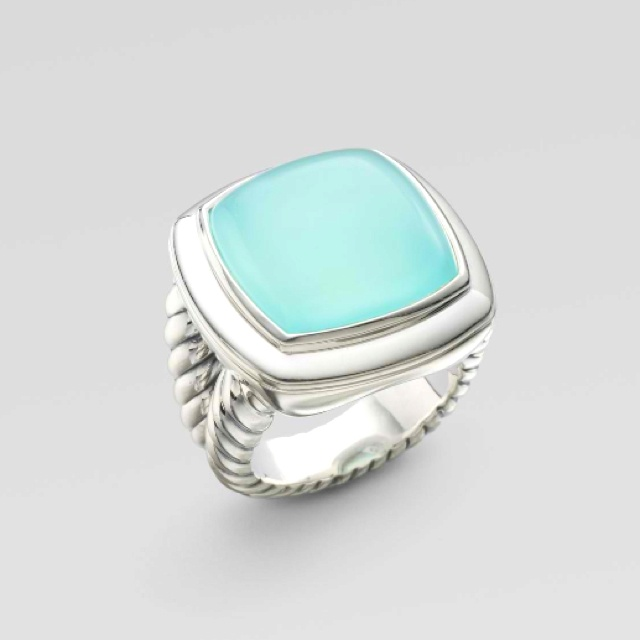 David Yurman ring ~ beautiful color!