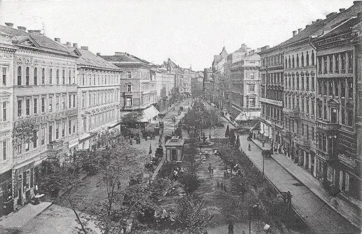 Liszt Ferenc tér (1916)