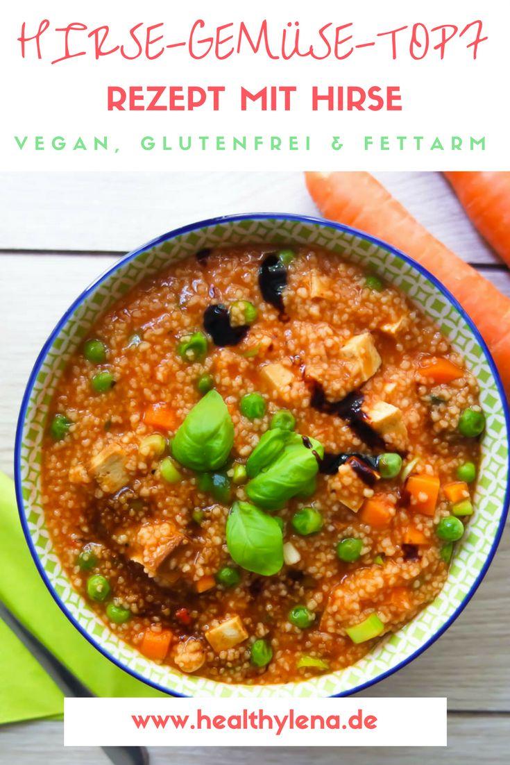 Ich muss zugeben, ich habe mich bei der Namenswahl für meinen Hirse-Gemüse-Topf ein wenig schwergetan. Ist es eine Suppe oder ein Eintopf? Was jedenfalls fest steht, ist dass er unglaublich lecker schmeckt und im Nu gemacht ist. Außerdem ist das Rezept so einfach, dass dabei garantiert nichts schiefgehen kann. Schmecken tut es immer! Entdeckt von Vegalife Rocks: www.vegaliferocks.de ✨ I Fleischlos glücklich, fit & Gesund✨ I Follow me for more vegan inspiration @vegaliferocks